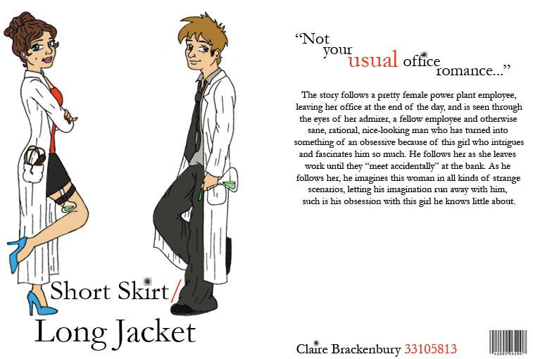 Short Skirt Long Jacket Song - Coat Nj