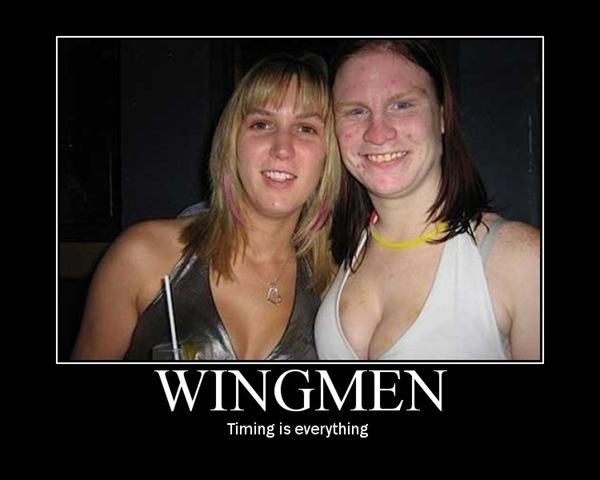 wingmen