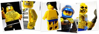 View Lego Tattoos